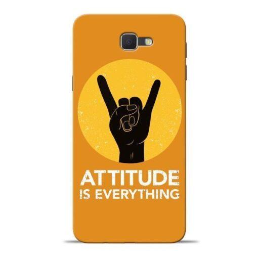 Attitude Samsung J7 Prime Mobile Cover