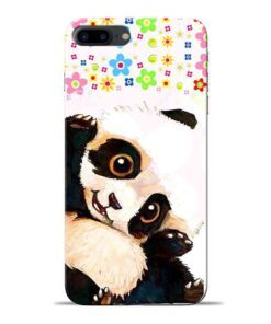 Baby Panda Apple iPhone 8 Plus Mobile Cover