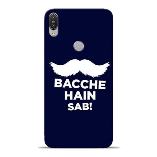 Bacche Hain Sab Asus Zenfone Max Pro M1 Mobile Cover