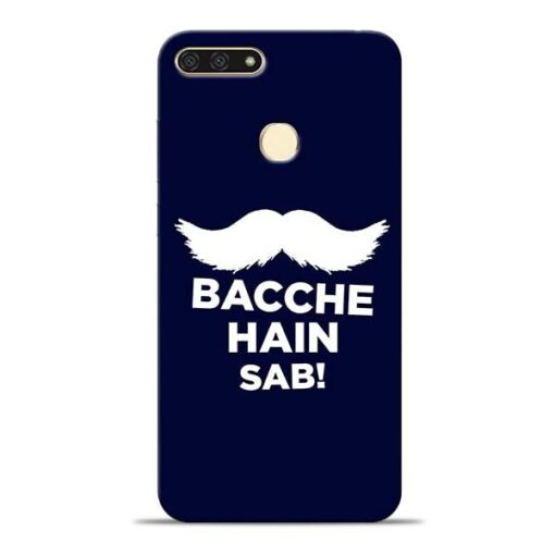 Bacche Hain Sab Honor 7A Mobile Cover