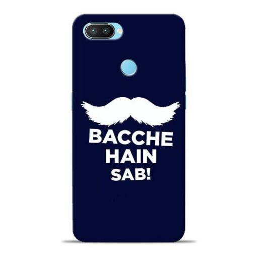 Bacche Hain Sab Oppo Realme 2 Pro Mobile Cover