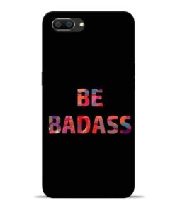Be Bandass Oppo Realme C1 Mobile Cover