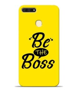 Be The Boss Honor 7A Mobile Cover