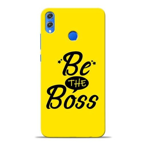 Be The Boss Honor 8X Mobile Cover