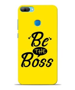 Be The Boss Honor 9N Mobile Cover