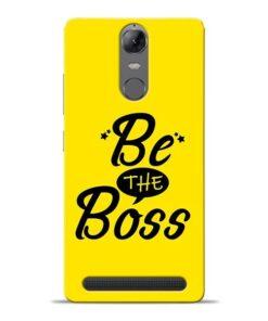 Be The Boss Lenovo K5 Note Mobile Cover