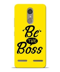Be The Boss Lenovo K6 Power Mobile Cover