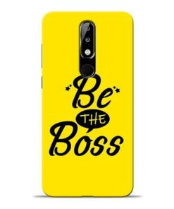 Be The Boss Nokia 5.1 Plus Mobile Cover