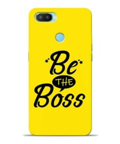 Be The Boss Oppo Realme 2 Pro Mobile Cover