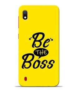 Be The Boss Samsung A10 Mobile Cover