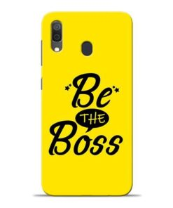 Be The Boss Samsung A30 Mobile Cover