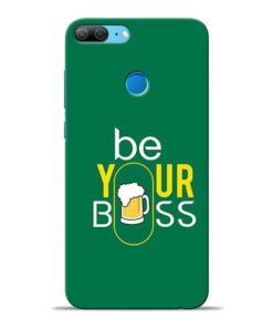Be Your Boss Honor 9 Lite Mobile Cover