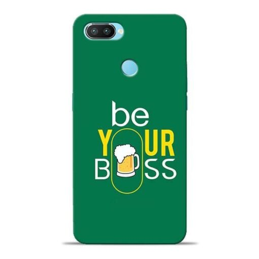 Be Your Boss Oppo Realme 2 Pro Mobile Cover