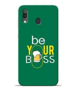 Be Your Boss Samsung A30 Mobile Cover