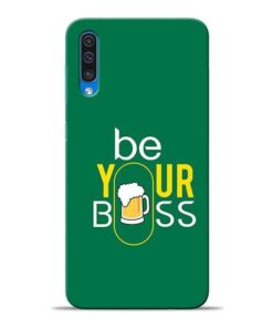 Be Your Boss Samsung A50 Mobile Cover