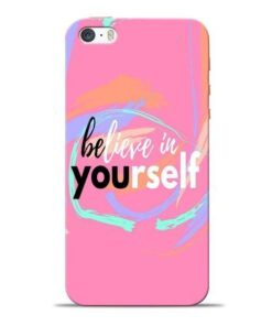 Believe In Apple iPhone 5s Mobile Cover
