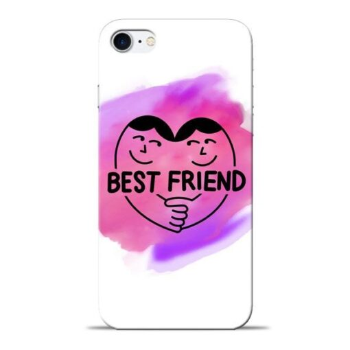 Best Friend Apple iPhone 8 Mobile Cover