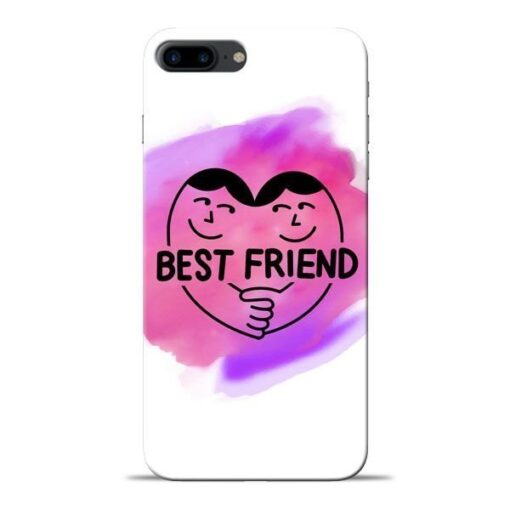 Best Friend Apple iPhone 8 Plus Mobile Cover