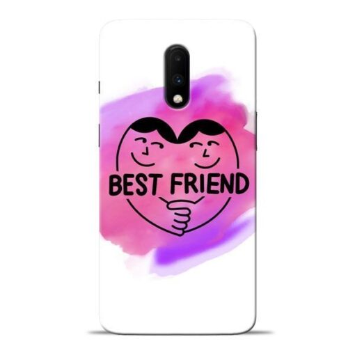 Best Friend Oneplus 7 Mobile Cover