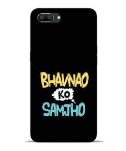 Bhavnao Ko Samjho Oppo Realme C1 Mobile Cover