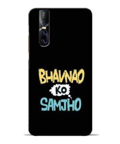 Bhavnao Ko Samjho Vivo V15 Pro Mobile Cover