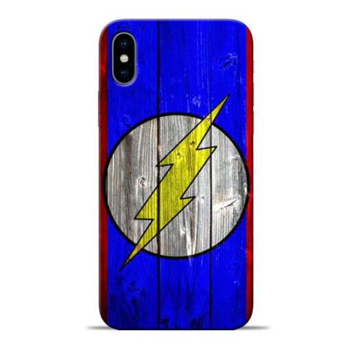 Blue Maiyaca Apple iPhone X Mobile Cover