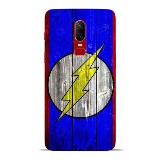 Blue Maiyaca Oneplus 6 Mobile Cover
