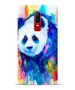 Blue Panda Oneplus 6 Mobile Cover