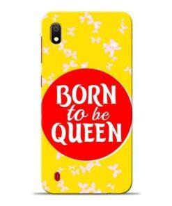 Born Queen Samsung A10 Mobile Cover