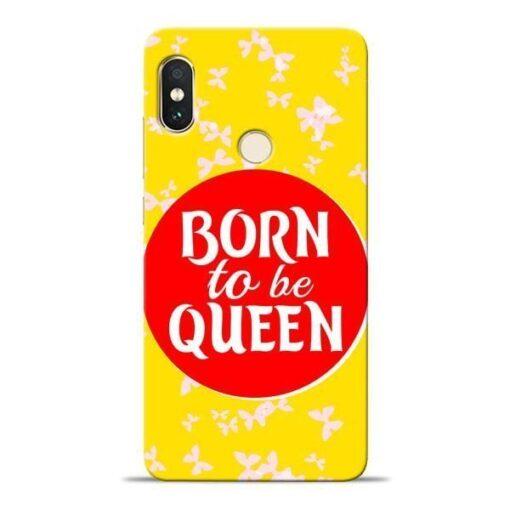 Born Queen Xiaomi Redmi Note 5 Pro Mobile Cover