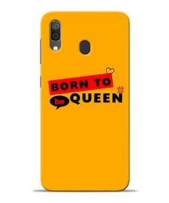 Born to Queen Samsung A30 Mobile Cover
