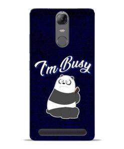 Busy Panda Lenovo K5 Note Mobile Cover