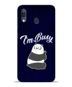 Busy Panda Samsung A30 Mobile Cover
