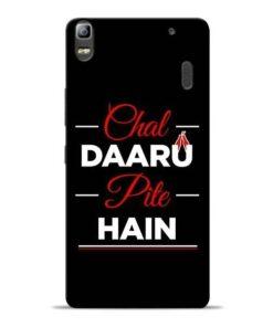 Chal Daru Pite H Lenovo K3 Note Mobile Cover
