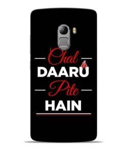 Chal Daru Pite H Lenovo K4 Note Mobile Cover