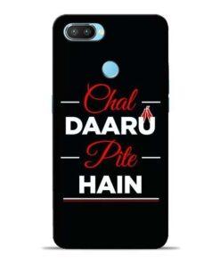 Chal Daru Pite H Oppo Realme 2 Pro Mobile Cover