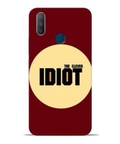 Clever Idiot Vivo Y17 Mobile Cover