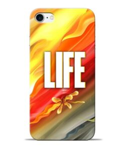 Colorful Life Apple iPhone 7 Mobile Cover