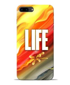 Colorful Life Apple iPhone 8 Plus Mobile Cover