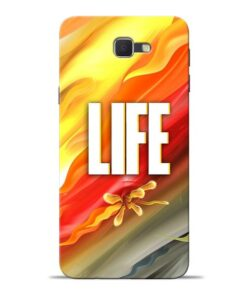 Colorful Life Samsung J7 Prime Mobile Cover