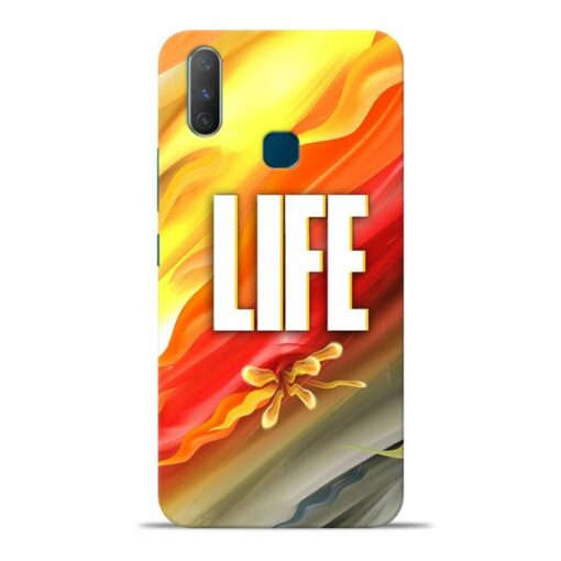 Colorful Life Vivo Y17 Mobile Cover