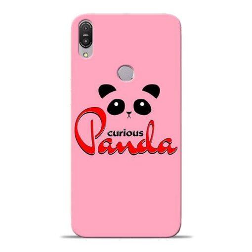 Curious Panda Asus Zenfone Max Pro M1 Mobile Cover