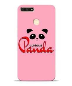 Curious Panda Honor 7A Mobile Cover