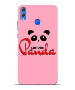 Curious Panda Honor 8X Mobile Cover