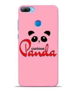 Curious Panda Honor 9N Mobile Cover