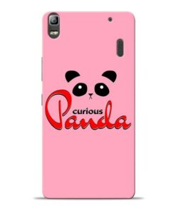 Curious Panda Lenovo K3 Note Mobile Cover