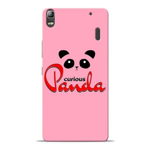 Curious Panda Lenovo K3 Note Mobile Cover