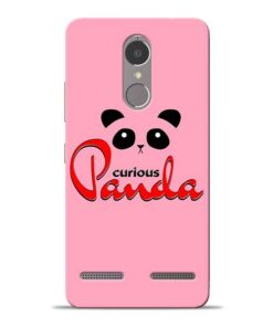 Curious Panda Lenovo K6 Power Mobile Cover