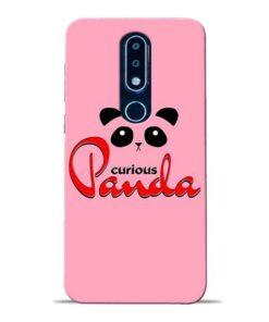 Curious Panda Nokia 6.1 Plus Mobile Cover