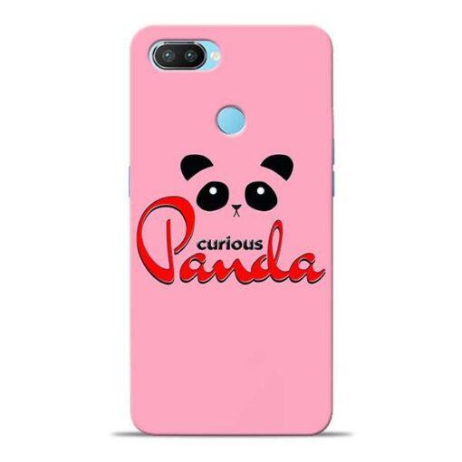 Curious Panda Oppo Realme 2 Pro Mobile Cover